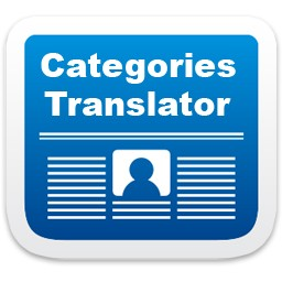 Categories Translator